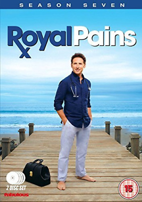Royal Pains Season Seven DVD NUEVO