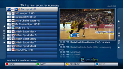 12 months IPTV SUBSCRIPTION Android, SmartTV, M3U,MAG250/254/256