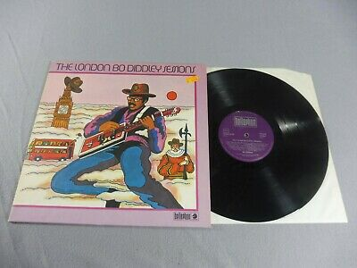 Bo Diddley The London Sessions  FOC  Germany