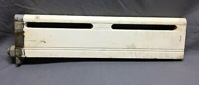 """Antique Hot Water Baseboard Heat 24"""" Section Cast Iron Old Vintage 216-19C"""