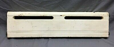 "Antique Hot Water Baseboard Heat 24"" Section Cast Iron Old Vintage 218-19C"