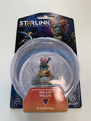 Startail - STARLINK BATTLE FOR ATLAS Exclusive! RARE Pilot Pack PS4 Switch Xbox