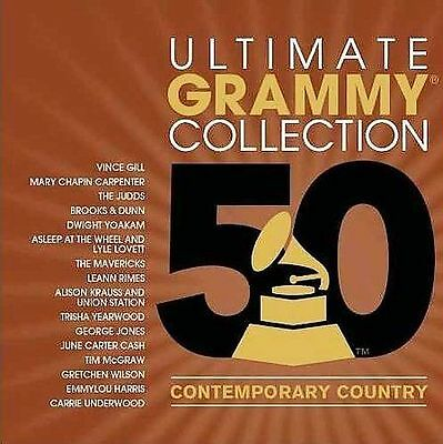 Ultimate GRAMMY Collection: Contemporary Country, Various Artists CD