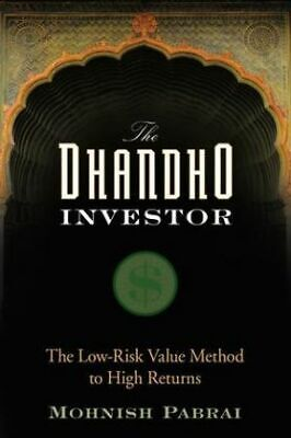 Dhandho Investor - The Low-Risk Value Method to...-NEW-9780470043899 by Pabrai,