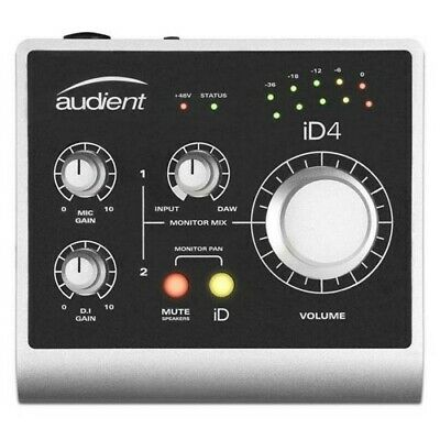 Audient iD4 USB Audio Interface