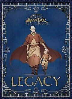 Avatar: The Last Airbender: Legacy - The Last A...-NEW-9781608874477 by Teitelba