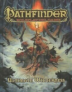 Pathfinder Roleplaying Game: Ultimate Wilderness-NEW-9781601259868 by Augunas, A
