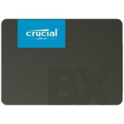Crucial Ct240Bx500Ssd1 2.5-Inch 3D Nand Sata 240 Gb Internal Solid State Drive C