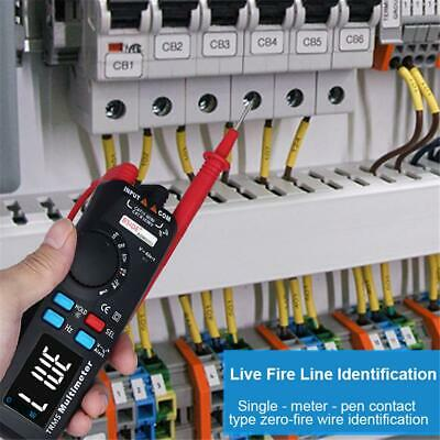 Continuity Voltage Meter Type Digital Multimeter Multi-function Tester Pen SWHZ