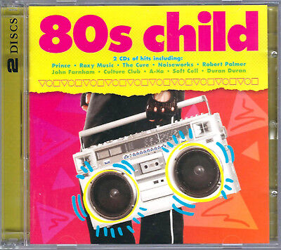 Various 80s CHILD CD Dbl Set (2011) *Triffids *The Cure ABC Music 80's