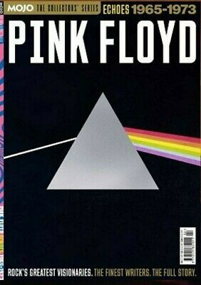 PINK FLOYD: ECHOES 1965-1973: MOJO Collector's Magazine