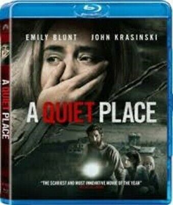 A Quiet Place [Blu-ray] - disk only