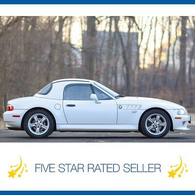 2000 BMW Z3 Convertible Hard Top 1 OWNER Super Low 36K mi CARFAX V6! 2000 BMW Z3 Convertible Hard Top 1 OWNER Super Low 36K mi CARFAX Rare!