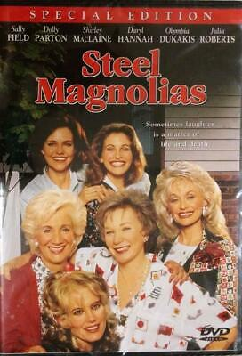 Steel Magnolias DVD Video Special Edition NEW SEALED Sony Pictures