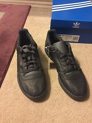 7a3197e87 ADIDAS YEEZY POWERPHASE Calabasas Core Black Size 9.5 Brand New ...