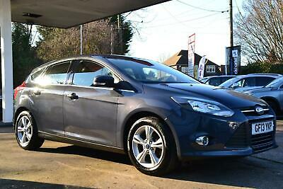 2013 Ford Focus 1.6 Zetec Hatchback Petrol