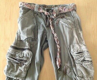 53ee215d7e NWT SANCTUARY - Hand Crafted Clothing Pants - Chambray Denim Linen ...