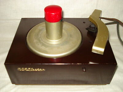 Vintage RCA Victor Model 9-JY Record Changer Player Phonograph Turntable 45 RPM