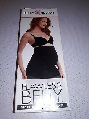 daa27d57eedd6 Belly Bandit Thighs Disguise Maternity Support Shaper Black - Size Large