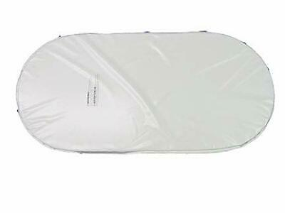 Fisher-Price Stow 'n Go Baby Bassinet - Replacement Mattress - DXY20 - White