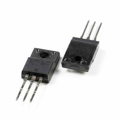 1 PC.. FQPF 2n60c Fairchild Mosfet N-Channel 600 V 2 A to220f New #bp