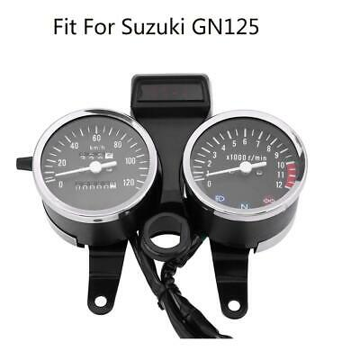 Motorcycle Modified Accessories Speedometer Odometer Tachometer For Suzuki GN125
