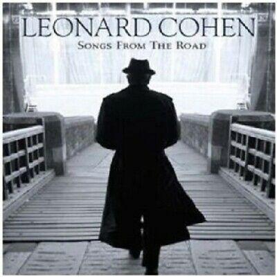 """Leonard Cohen """"songs From The Road"""" 2 Cd New"""