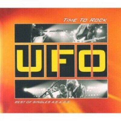 Ufo - Time To Rock: Best Of Singles 2 Cd  40 Tracks Rock & Pop Compilation  New