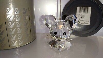 Swarovski Maus Medium Mouse 01025 Ap 1995 Ovp