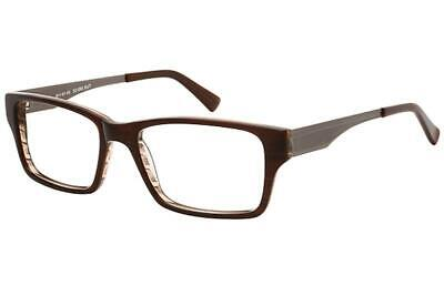 Tuscany Mens Eyeglasses 529 Full Rim Optical Frame 54mm
