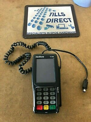 Verifone VX820 - Chip And Pin Terminal With Cable (Sku 1)