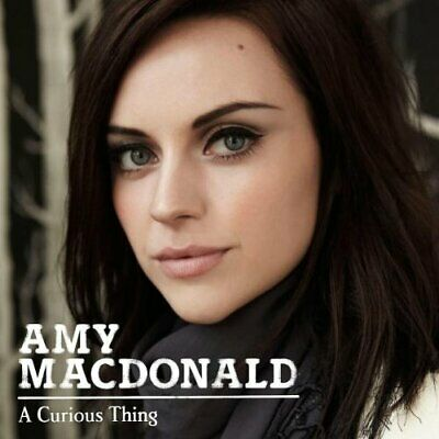 Amy Macdonald-A Curious Thing CD NUEVO