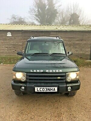 Land Rover TD5  Discovery 2 ES  Auto 7 seater No Reserve high spec