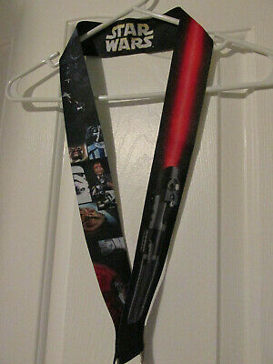Disney Pin Lanyard - Star Wars Light Side verses Dark Side Double Sided Lanyard
