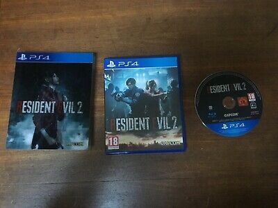 Resident Evil 2 Remake PS4 (lenticulaire)