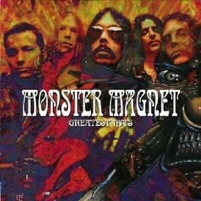 Monster Magnet - Greatest Hits 2 Cd New