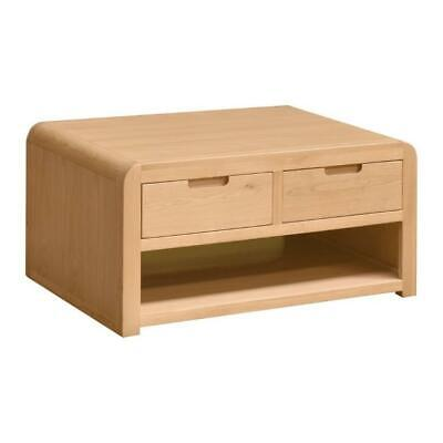 Solid Oak Coffee Table Occasional Table Furniture Village