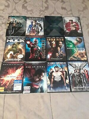 Marvel & DC Comics Movies