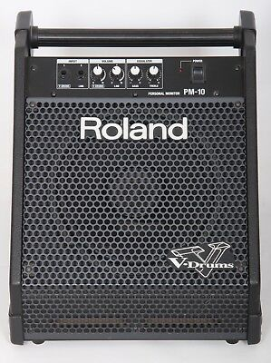 Roland PM-10 Personal Drum / Keyboard Monitor Amplifier V-Drums