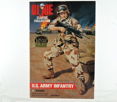 G.i.joe Classic Collection U.s. Army Infantry  Limted Edition Mib