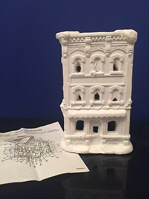 Creative Crafts California Creations Brownstone SE144 w/instructions