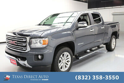 2017 GMC Canyon 2WD SLT Texas Direct Auto 2017 2WD SLT Used 3.6L V6 24V Automatic RWD Pickup Truck