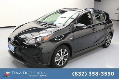 2018 Toyota Prius C Two 4dr Hatchback Texas Direct Auto 2018 Two 4dr Hatchback Used 1.5L I4 16V Automatic FWD