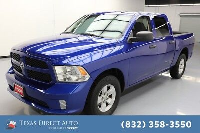 2016 Ram 1500 Express Texas Direct Auto 2016 Express Used 5.7L V8 16V Automatic RWD Pickup Truck