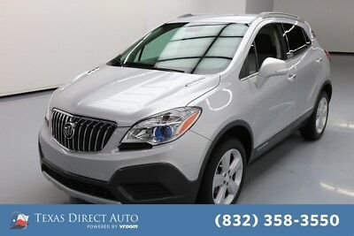 2016 Buick Encore  Texas Direct Auto 2016 Used Turbo 1.4L I4 16V Automatic FWD SUV OnStar