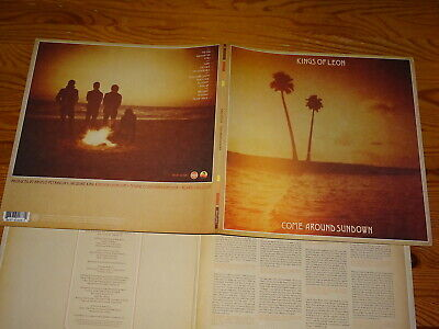 Kings Of Leon - Come Around Sundown / Us 2-Lp-Set 2010 & Inlet