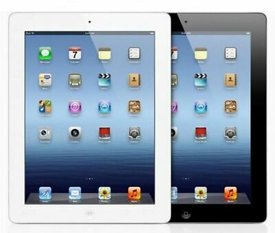 Apple iPad 3 Retina Display WiFi + 4G GSM Cellular Unlocked 16GB 32GB 64GB