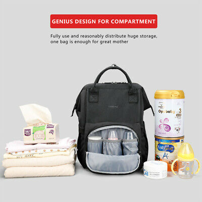 Tigernu New Mommy diaper bag baby nappy bags nursing bag Fashion travel backpack