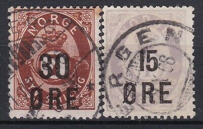 Norway no 88 Y and 92 b.