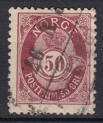 Norway no 64 x, central printings, perf 13 1/2 * 12 1/2.